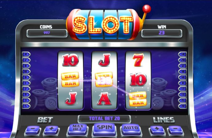 Online Slot Game Is Very Popular Casino Game