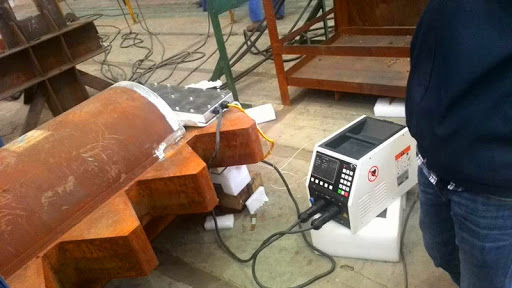 Induction Heat Treatment Services