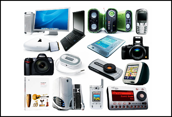 Online Electronic Store Benefits Have a Look