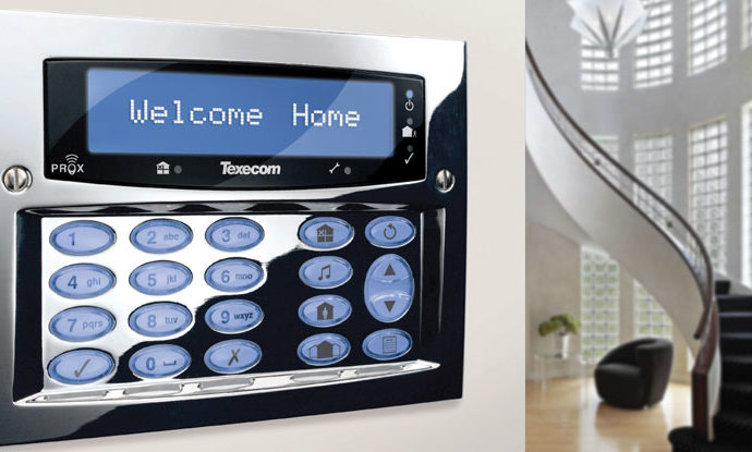 Home Security Burglar Alarm System Protect Your Home While You're on Holiday