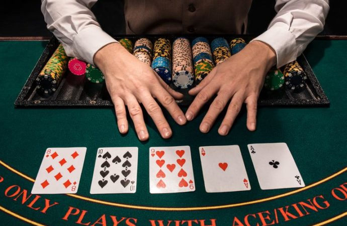 Free Poker Games for Poker Enthusiasts