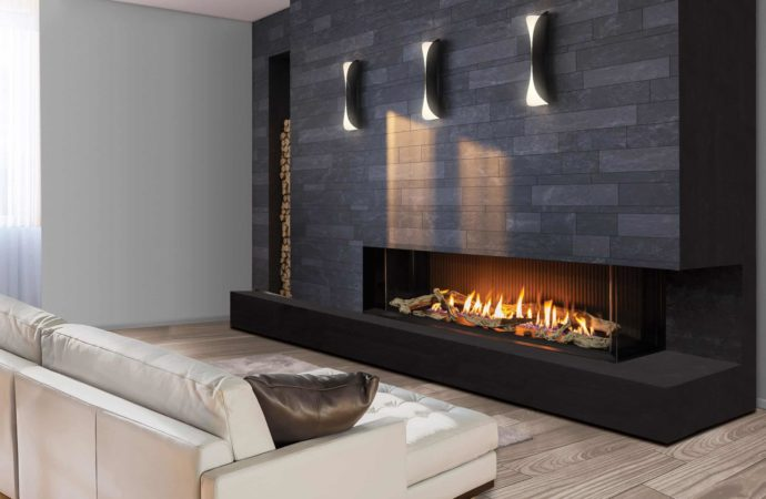 The Benefits of Gas Fireplace Logs