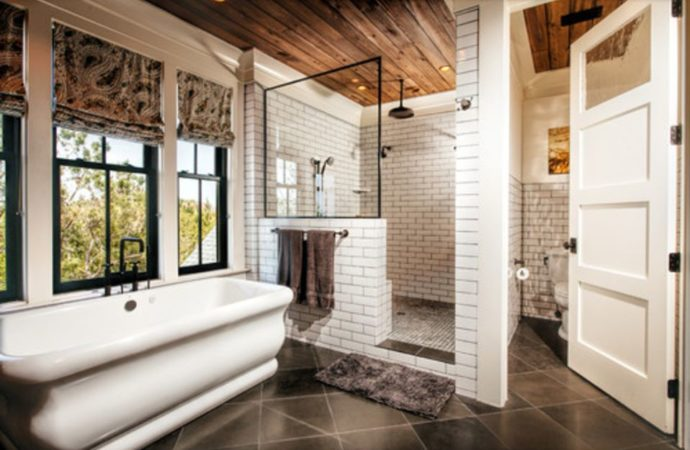 Bathroom Ceramic Tile An Artistic Decoration In Your Home