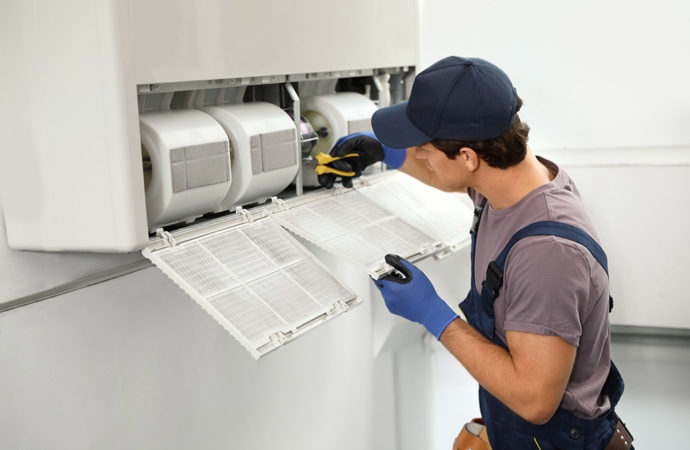 Air Conditioner Repair Tips on Maintenance and Determining When to Call in the Pros