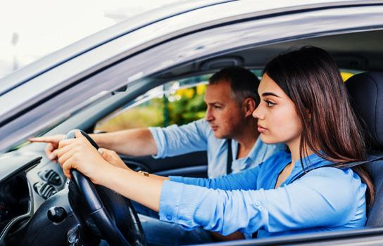 Driving Schools or the Driving Instructors?