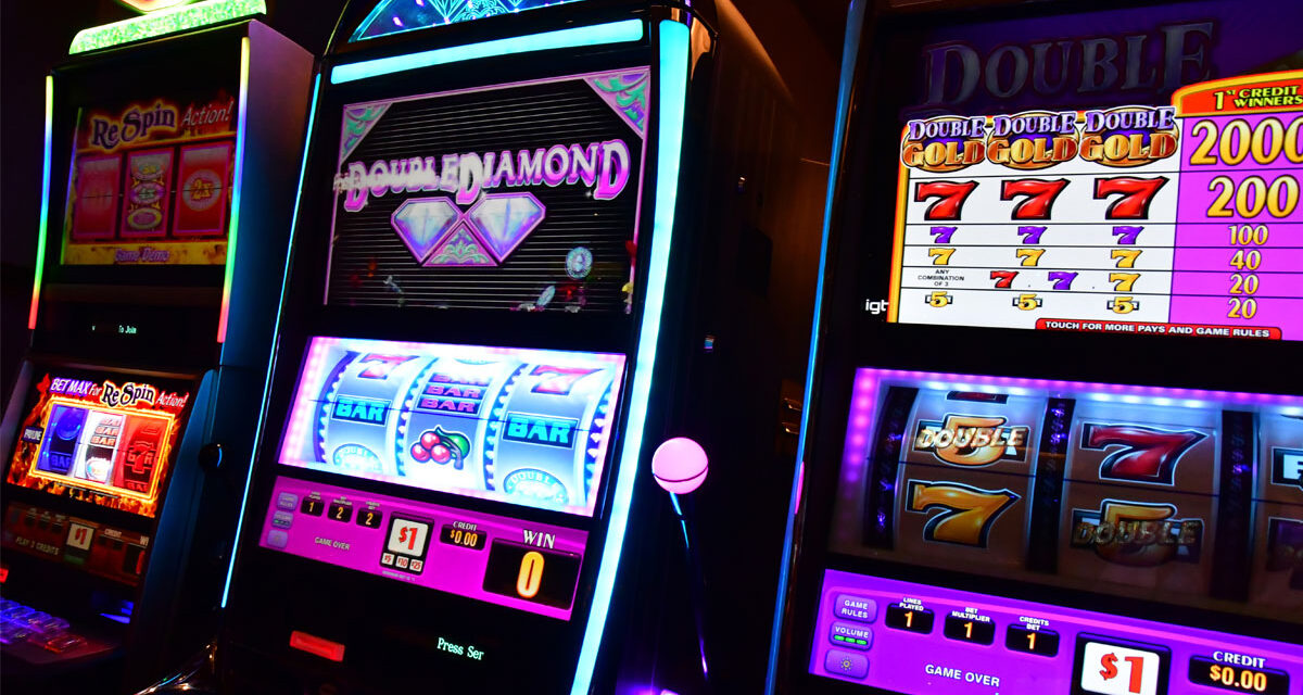 Online Slot Games Justifying the Purpose of Slot Machines