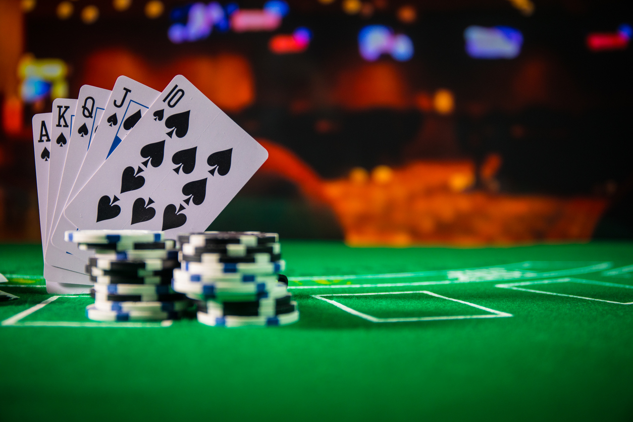 Attraction of Online Gambling Sites