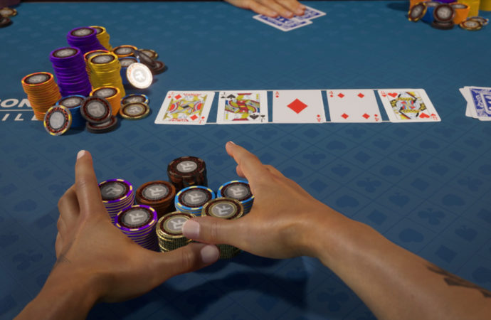 Bonuses From Online Poker Games Sites