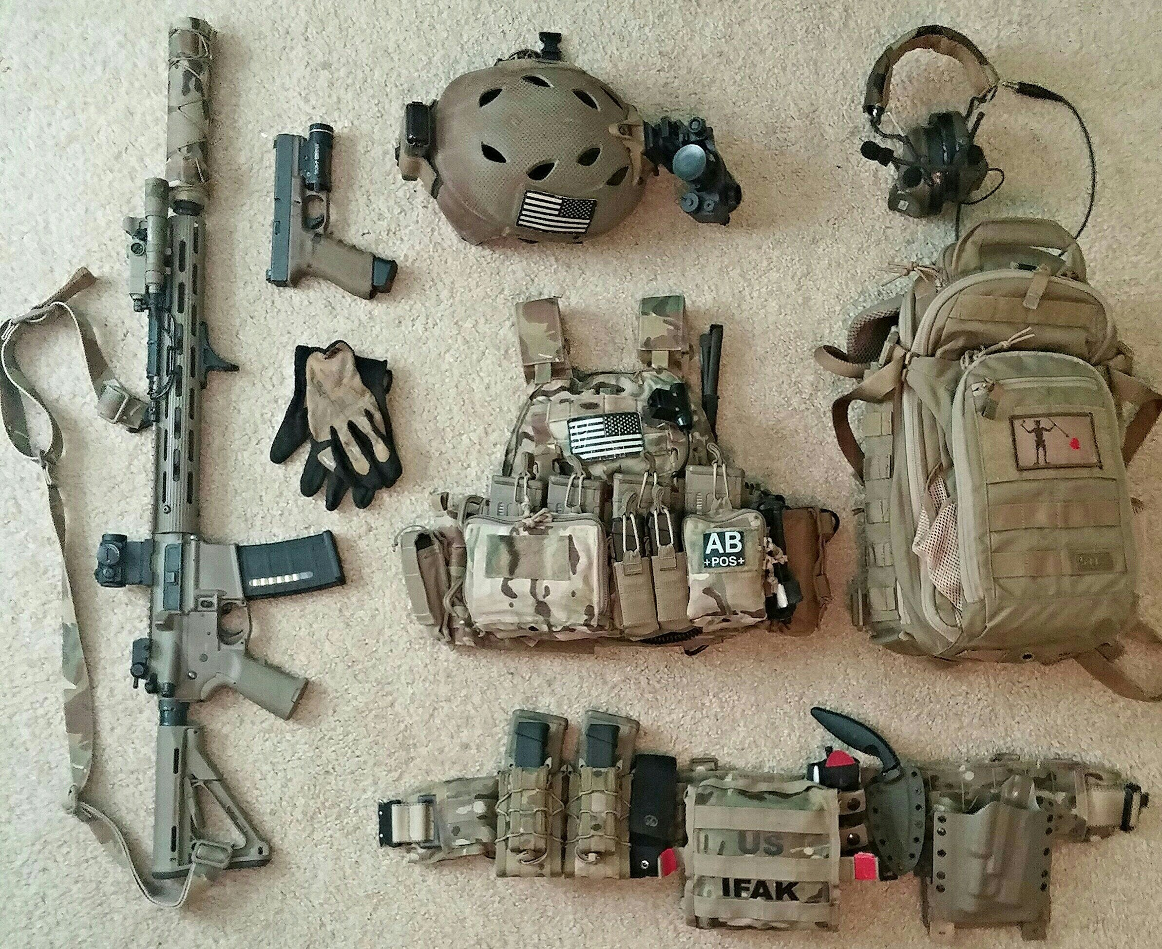 Essential Tactical Gear To Have For Long Paint Ball Sessions
