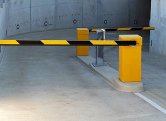 Building Automation System and Barrier Security Gate