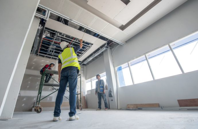 Is It Viable To Make Office Fit-Out More Eco Friendly?